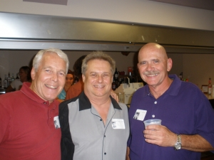 Tom Sifford, Corky and Dan Amyx